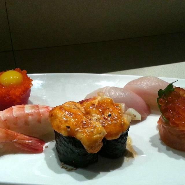 Sansei Seafood Restaurant & Sushi Bar - WAIKIKI, Oahu, Honolulu, HI