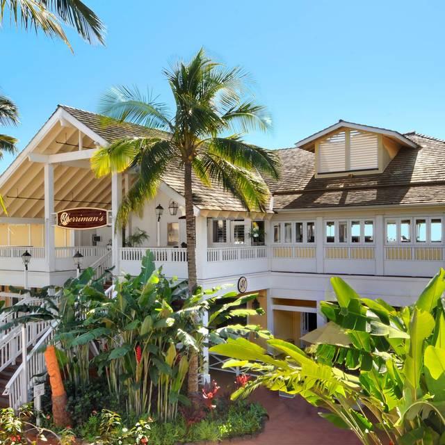Merriman's Fish House - Poipu, Kauai, Koloa, HI