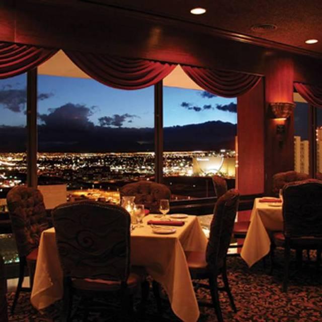Top Of Binion S Steakhouse Las Vegas
