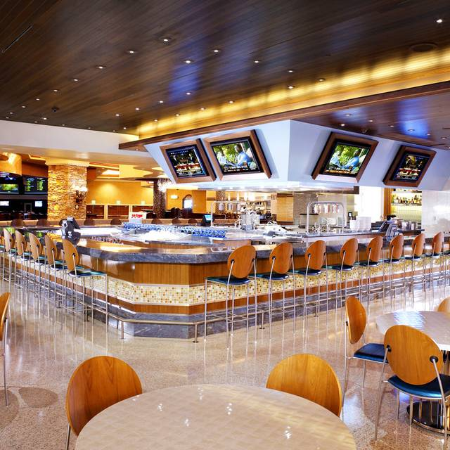 Tides Seafood & Sushi Bar - Green Valley Ranch Resort, Casino & Spa, Henderson, NV