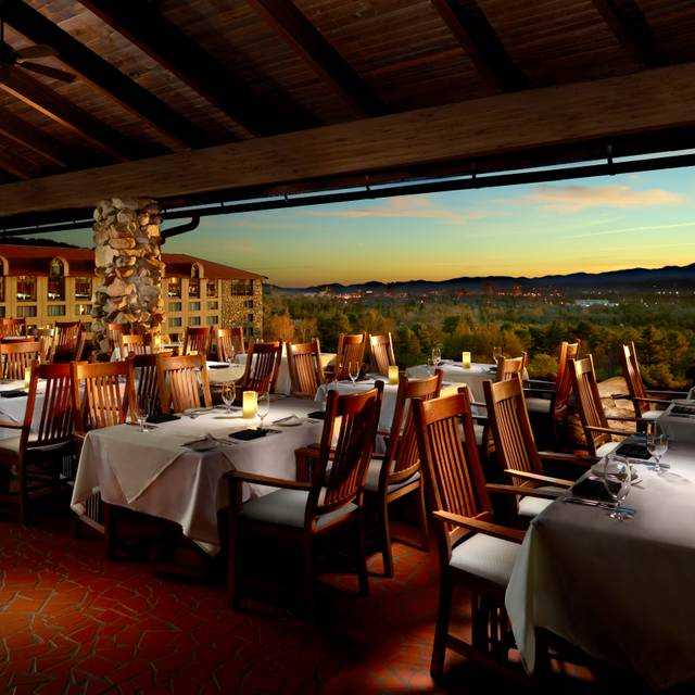 sunset terrace omni grove park inn restaurant asheville nc opentable. Black Bedroom Furniture Sets. Home Design Ideas