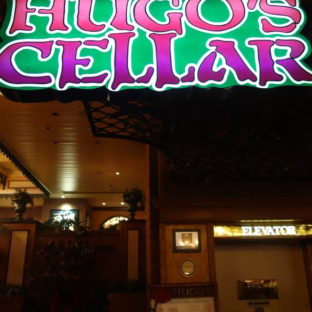 Hugou0027s Cellar - Four Queens Las Vegas NV : hugo cellars menu  - Aeropaca.Org