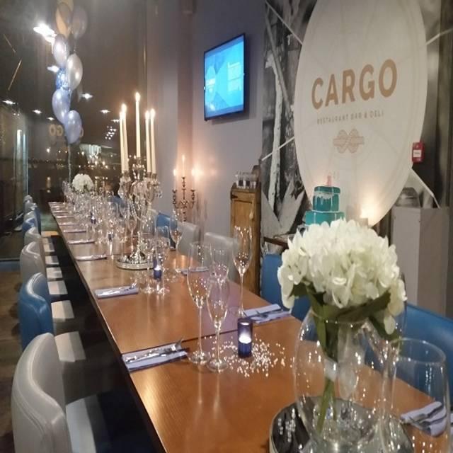 Cargo Liverpool, Liverpool, Merseyside