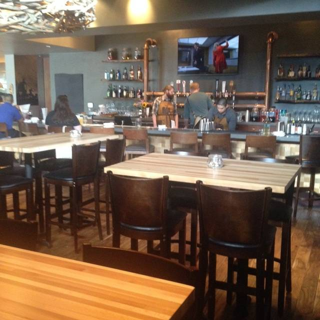 Smoke the Restaurant, San Antonio, TX