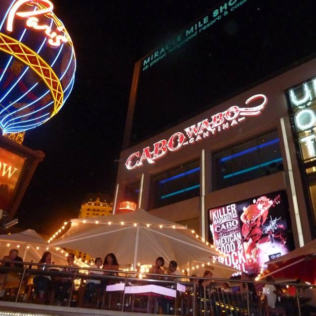 Cabo Wabo Cantina Las Vegas, Las Vegas, NV