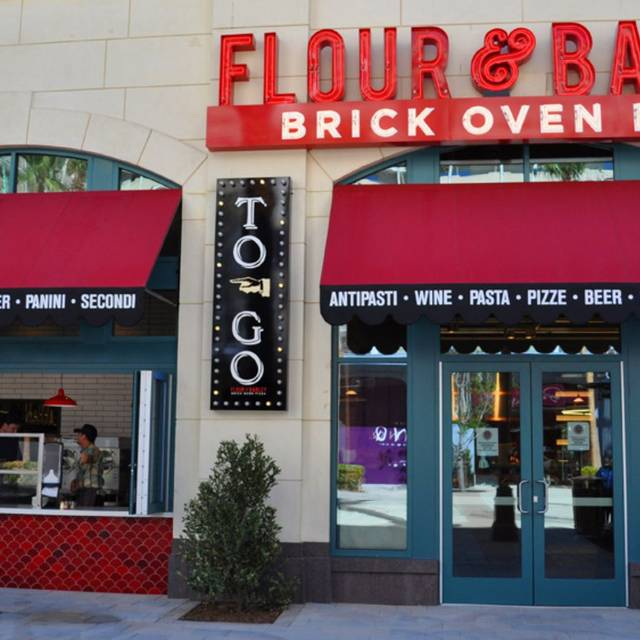 Flour & Barley - Brick Oven Pizza Las Vegas, Las Vegas, NV