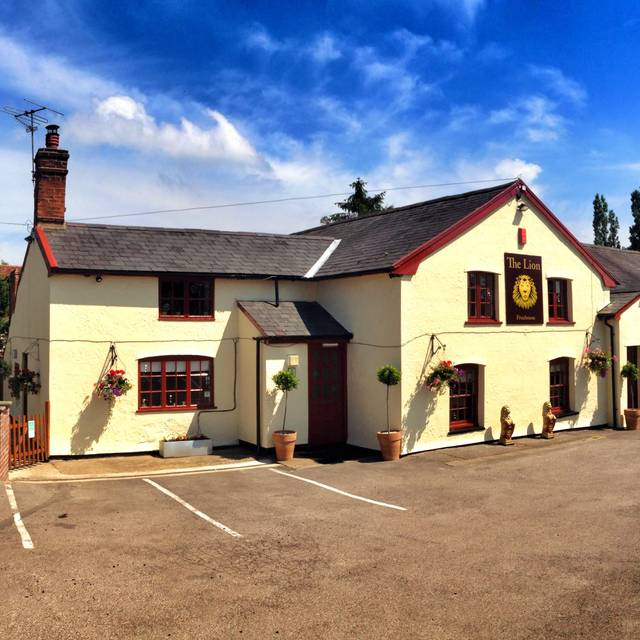 The Lion at Leavenheath, Colchester, Essex