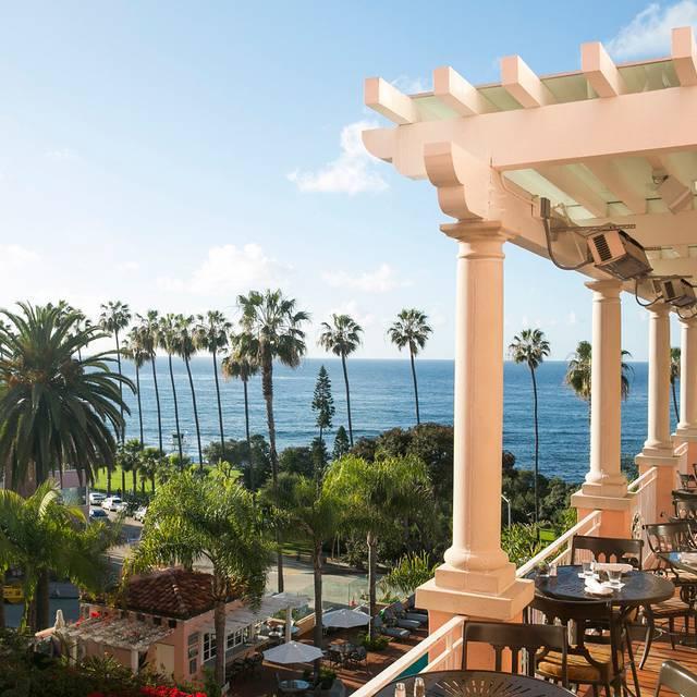 The Med at La Valencia Hotel, San Diego, CA