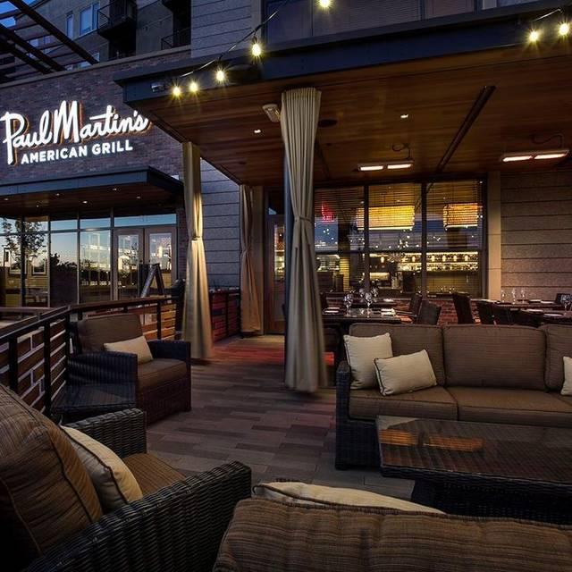 Paul Martin's American Grill - Mountain View, Mountain View, CA