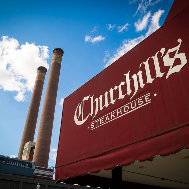 Churchill's Steakhouse, Spokane, WA