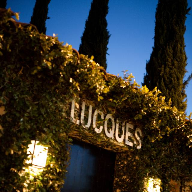 Lucques, West Hollywood, CA