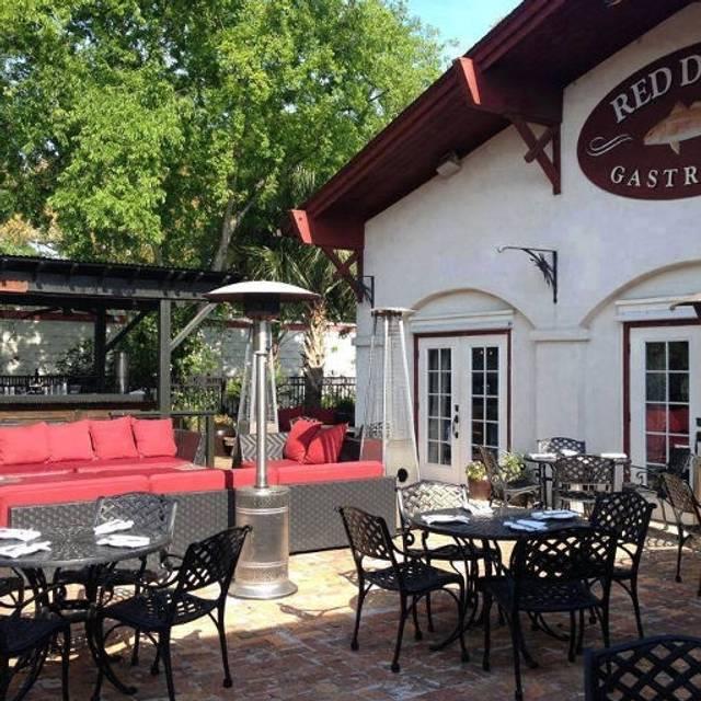 Red Drum Restaurant and Bar, Mount Pleasant, SC