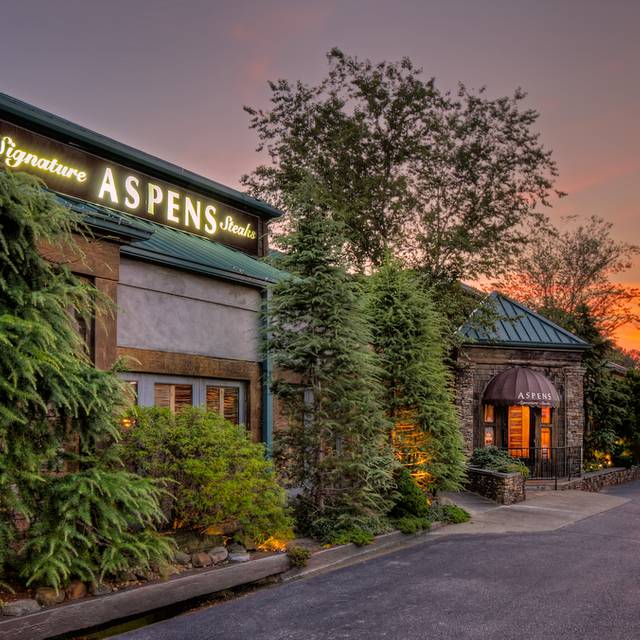 Aspens Signature Steak, Marietta, GA