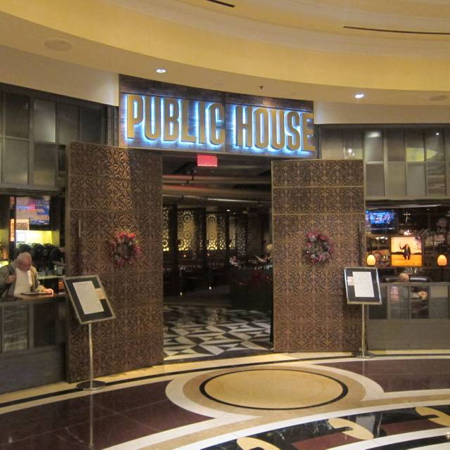 Public House at The Venetian, Las Vegas, NV