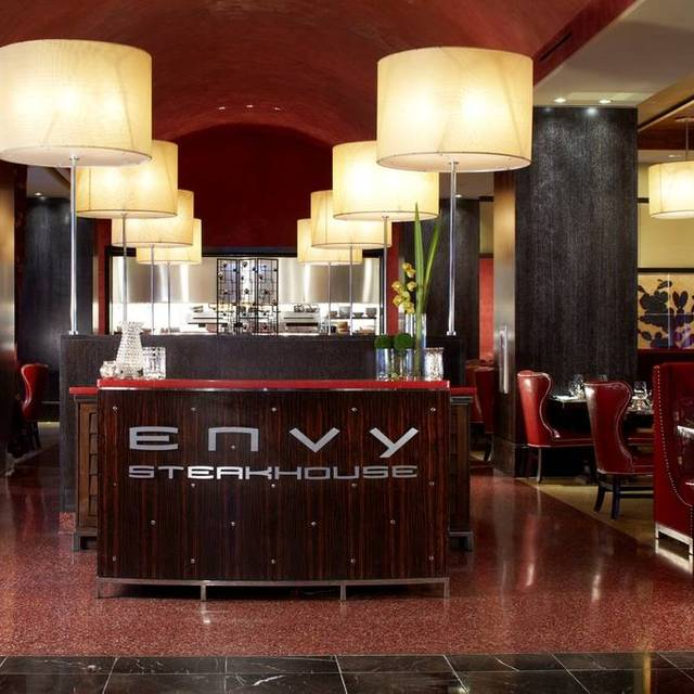ENVY The Steakhouse at The Renaissance Las Vegas, Las Vegas, NV