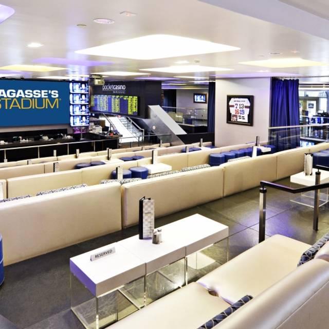 Lagasse's Stadium - Palazzo Resort Hotel Casino, Las Vegas, NV