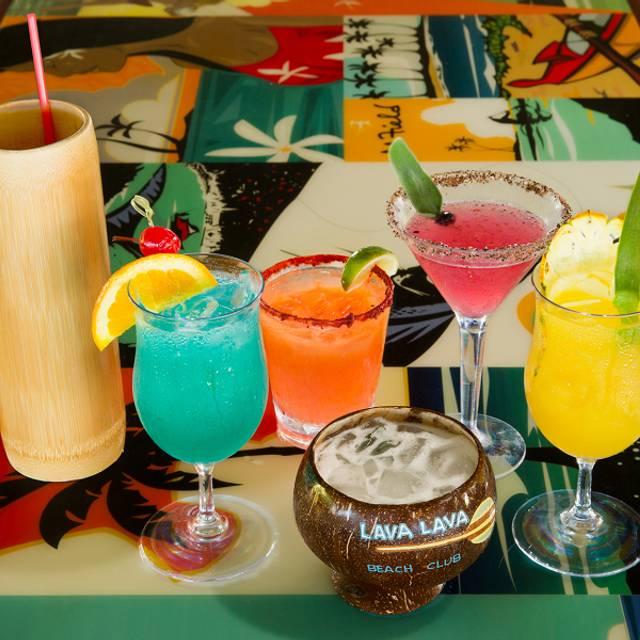 Lava Lava Beach Club, Waikoloa, HI