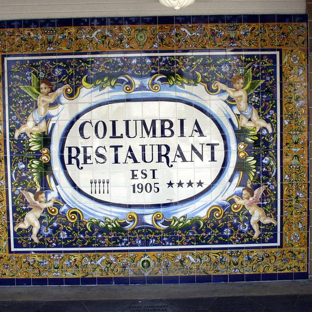 Columbia Restaurant - Ybor City, Tampa, FL