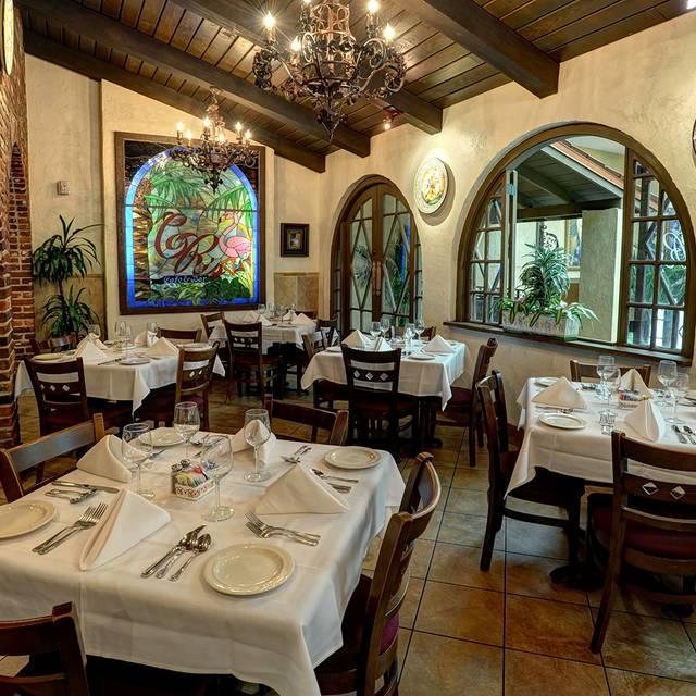 Columbia Restaurant St Augustine Fl