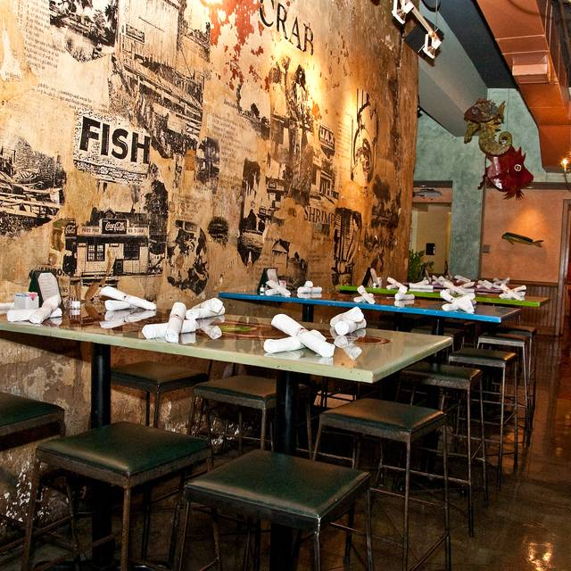 Red Fish Grill, New Orleans, LA