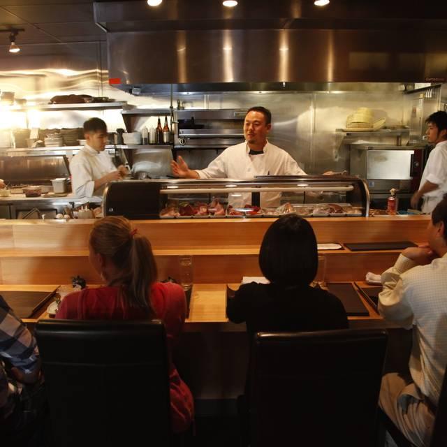 Sushi Ko Tamura Seattle Wa