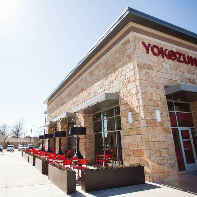 Yokozuna - Yale St, Tulsa, OK