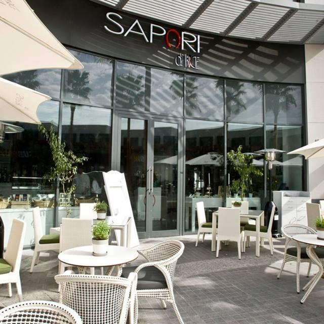 Sapori Restaurant, Dubai, Dubai