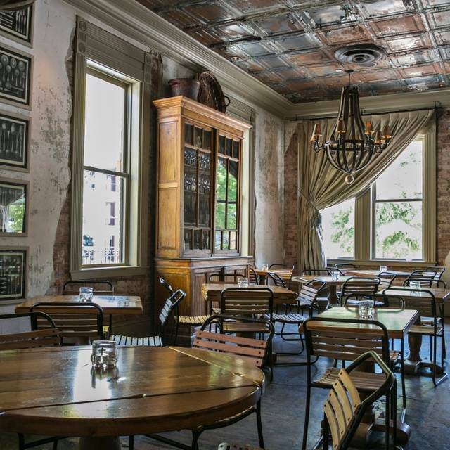 The Brasserie & Neighborhood Cafe at Parish, Atlanta, GA