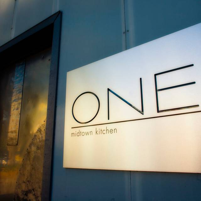 One Midtown Kitchen, Atlanta, GA