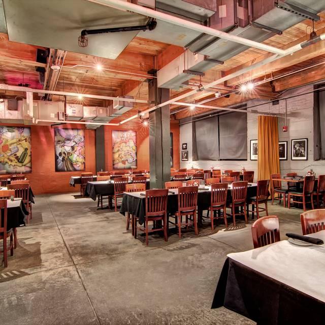 Jazmoz Bourbon Street Cafe - OKC Bricktown, Oklahoma City, OK