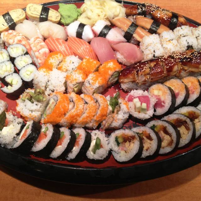 Sushi Neko, Oklahoma City, OK