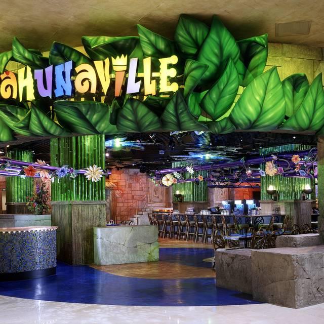 Kahunaville Restaurant Treasure Island Las Vegas Nv
