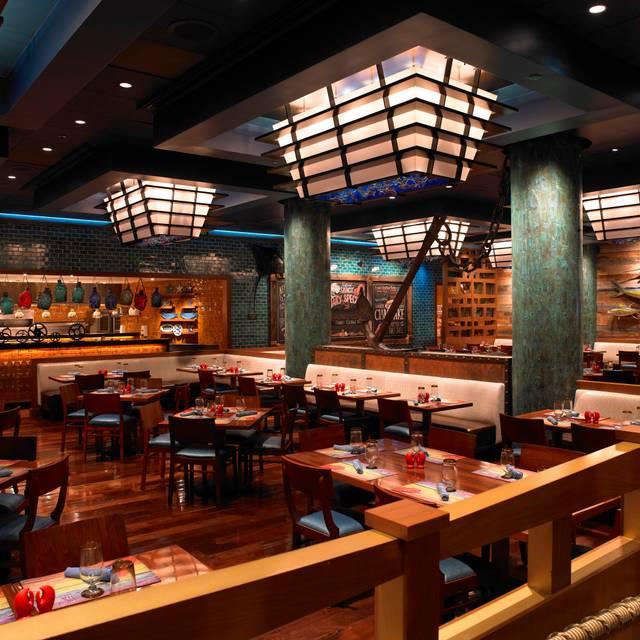 Seafood Shack, Las Vegas, NV