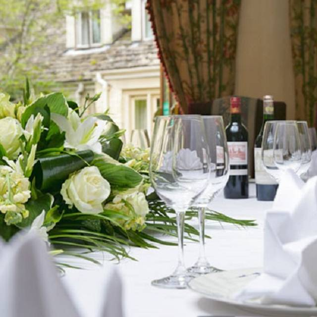 Lords of the Manor Restaurant, Upper Slaughter, Gloucestershire