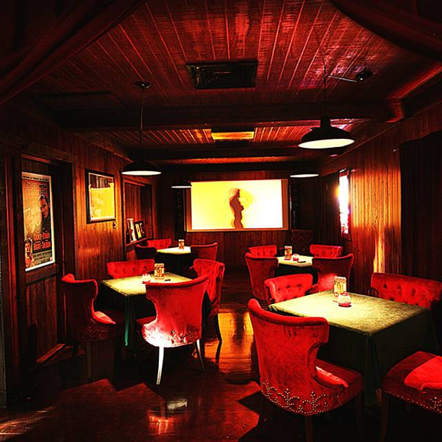 The Original Capo S Restaurant Speakeasy Las Vegas Nv