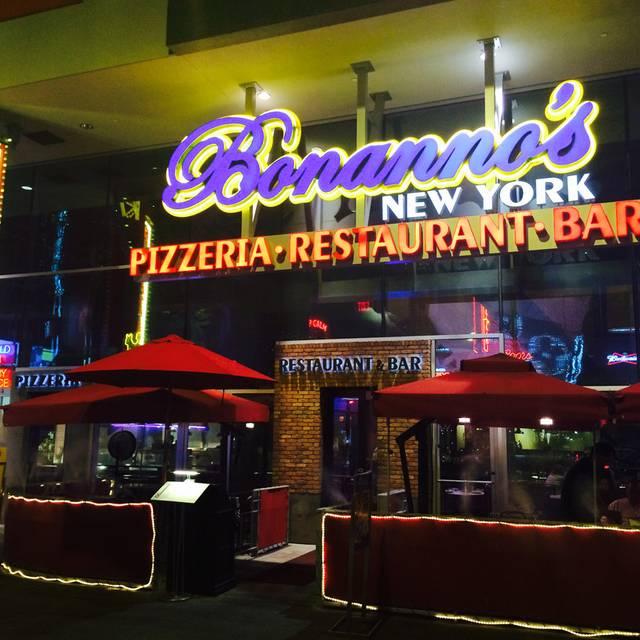 Bonanno's, Las Vegas, NV