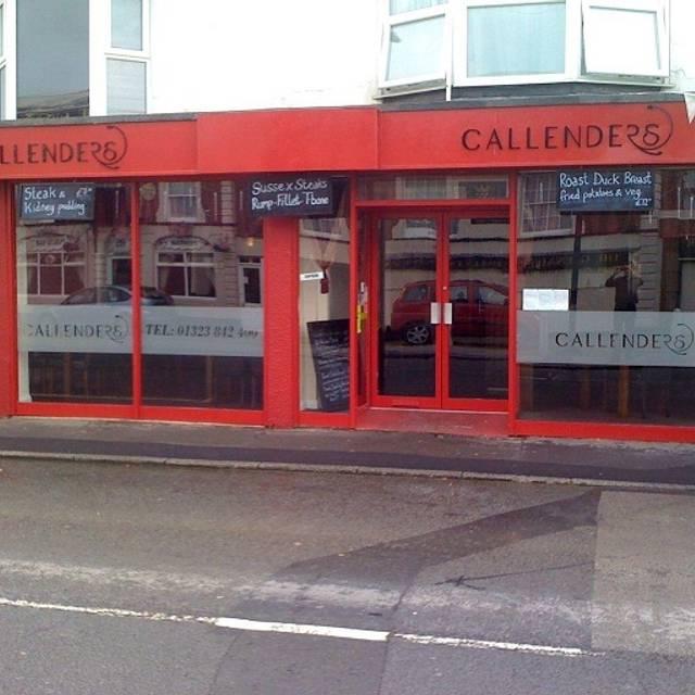 Callender S Restaurant Hailsham
