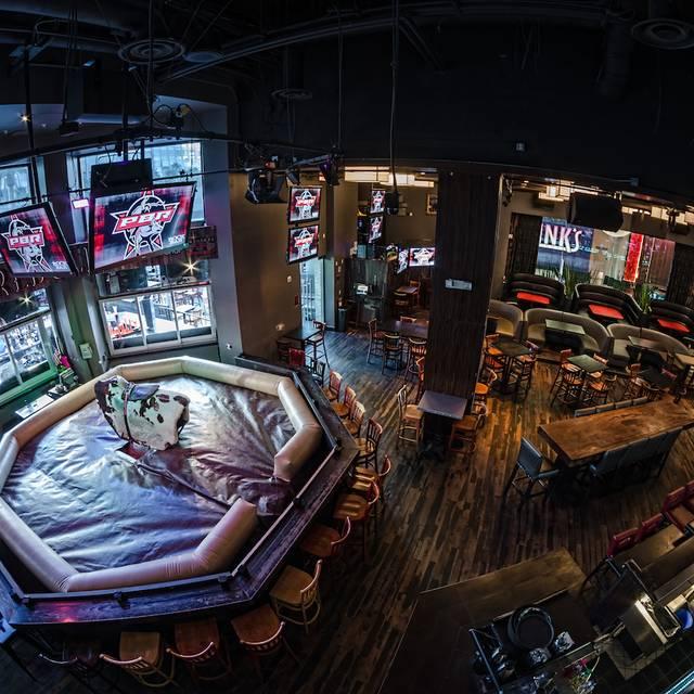 PBR Rock Bar & Grill Restaurant - Las Vegas, NV | OpenTable
