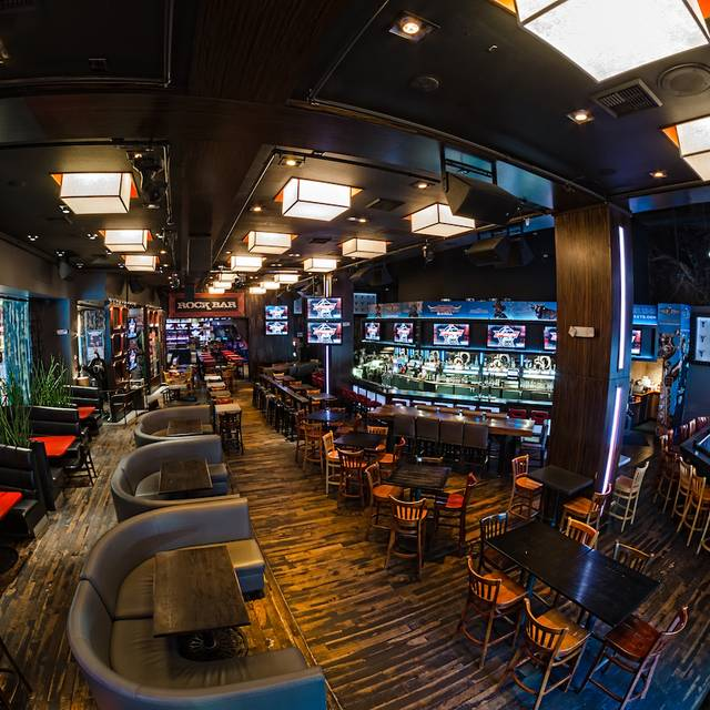PBR Rock Bar & Grill, Las Vegas, NV