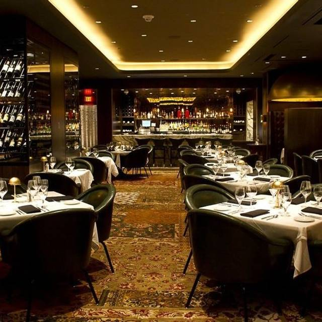 Joe vicari 39 s andiamo italian steakhouse the d las vegas for Cuisine las vegas