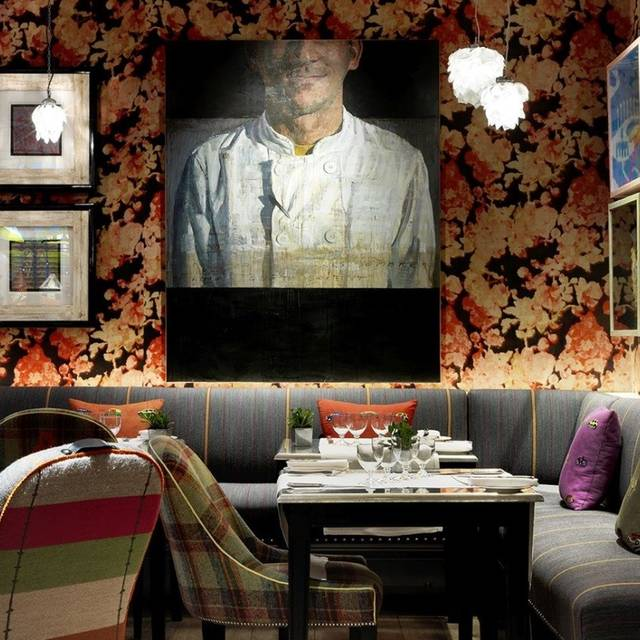 Refuel at The Soho Hotel – Bar & Restaurant, London
