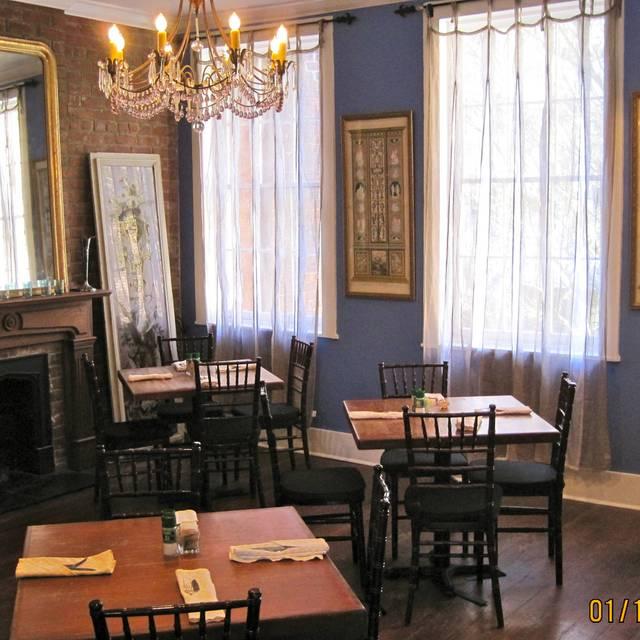 Cafe Amelie  Royal St New Orleans La
