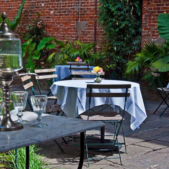 Cafe Amelie Restaurant - New Orleans, LA