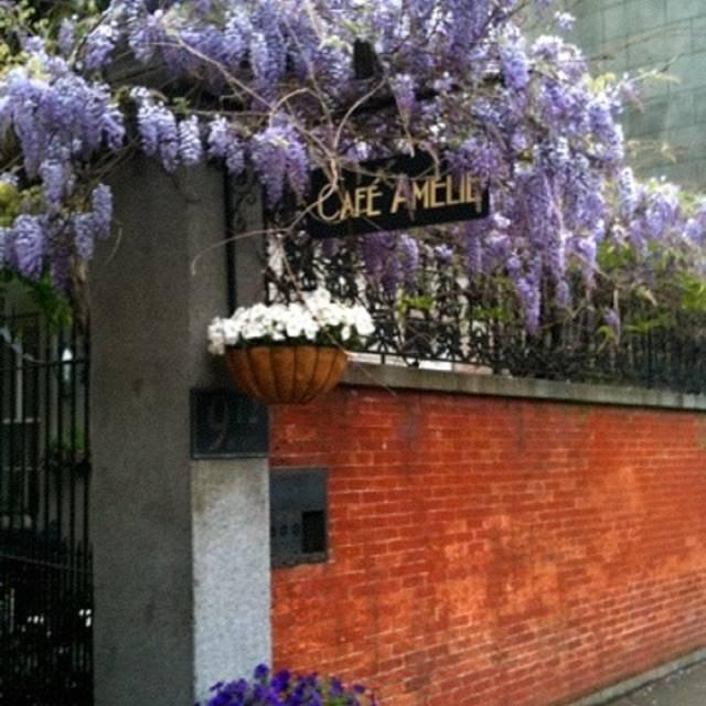 Cafe Amelie, New Orleans, LA