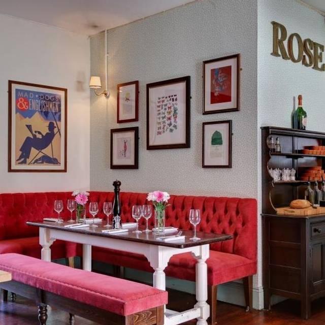 The Rose Fulham, London