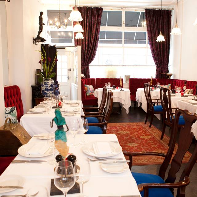 Otto's Restaurant, London