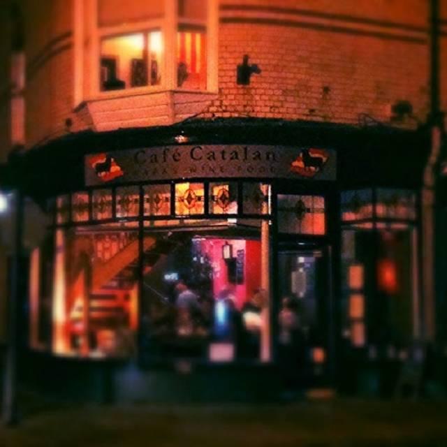 Cafe Catalan, Exeter, Devon