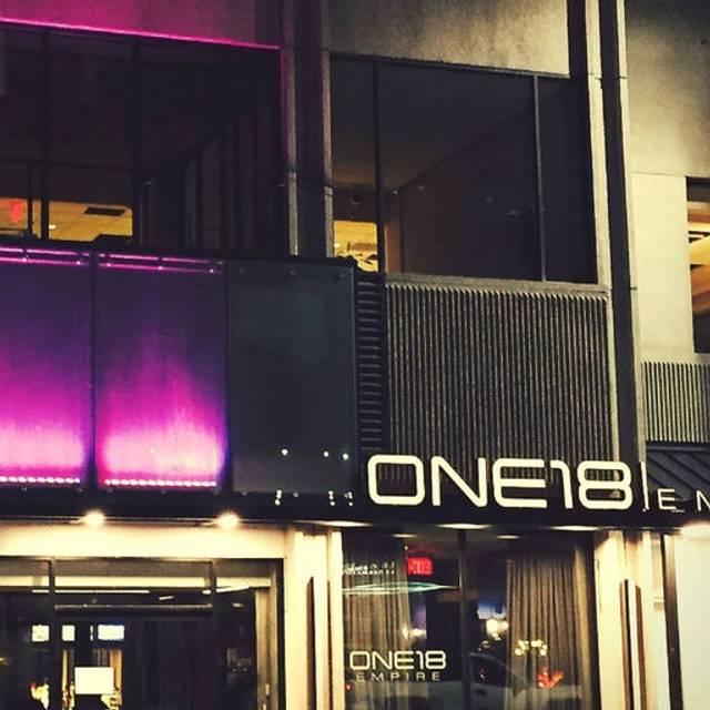 ONE18 EMPIRE, Calgary, AB