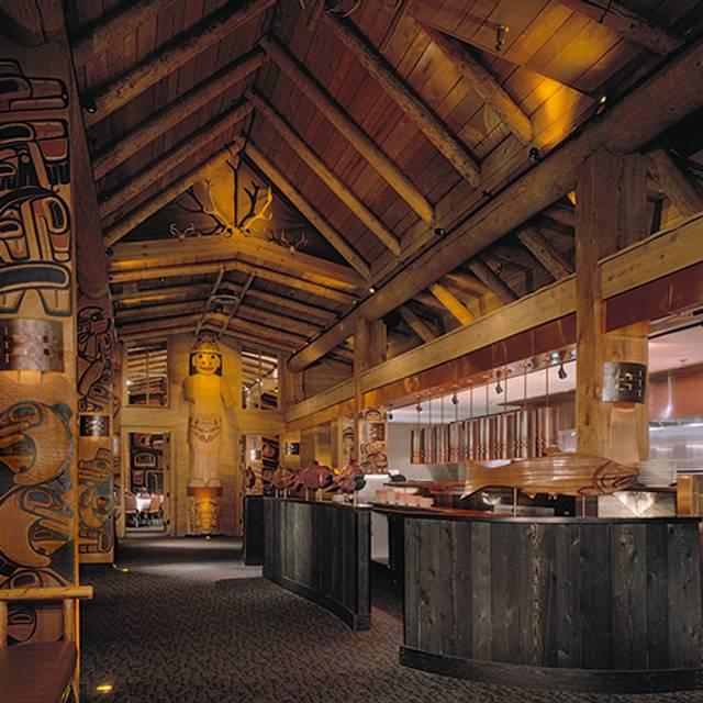 Ivar's Salmon House, Seattle, WA