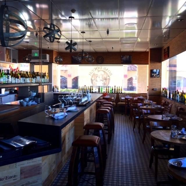 Boar Dough Tasting Room, Agoura Hills, CA